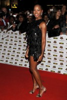 Marie Claire celebrity pictures: The Mobo Awards, Jamelia