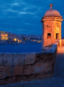 Marie Claire Travel: Malta, Valletta