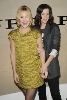 Marie Claire Celebrity Photos: Burberry Beverly Hills Store Re-Opening Party, Kate Hudson and Liv Tyler