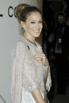 Marie Claire Celebrity Photos: Chanel Contemporary Art Opening, Sarah Jessica Parker