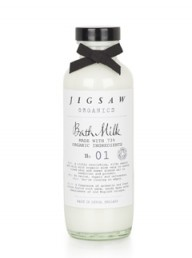 Marie Claire Beauty: Jigsaw Bath Milk