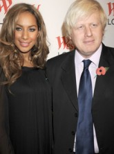 Marie Claire Celebrity News: Leona Lewis and Boris Johnson
