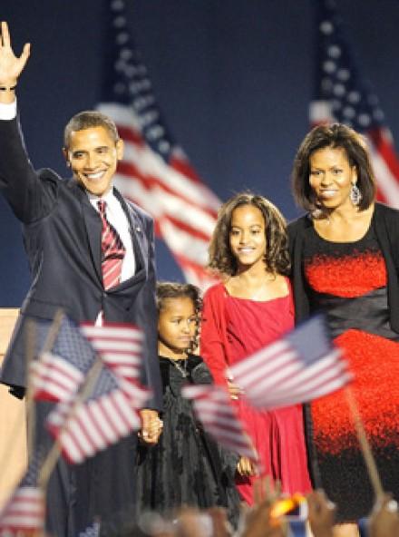 Marie Claire News: Barack Obama