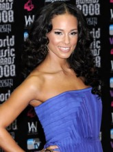 Marie Claire Celebrity News: Alicia Keys at the World Music Awards