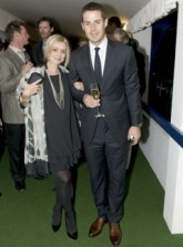 Marie Claire Celebrity News: Louise and Jamie Redknapp