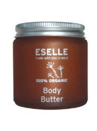 Marie Claire Beauty: Ultimate Organic Body Butter - Eselle