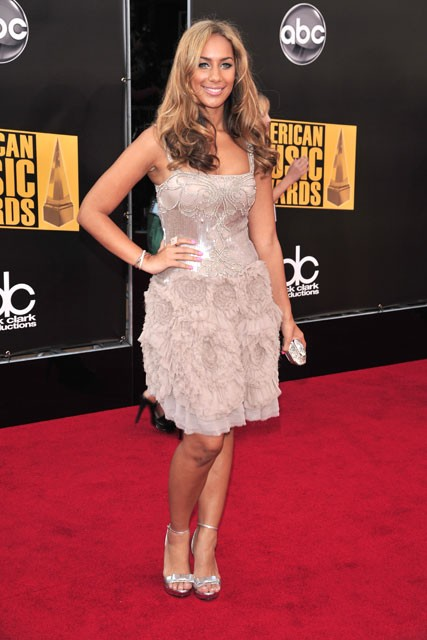 Marie Claire Celebrity Photos: American Music Awards, Leona Lewis