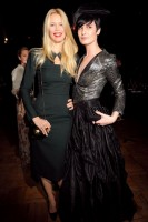 Marie Claire Celebrity Photos: British Fashion Awards, Claudia Schiffer and Erin O'Connor