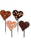 Marie Claire Eco lifestyle: Hotel Chocolat - Heart Lick lollies
