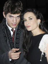 Demi Moore and Ashton Kutcher, Marie Claire celebrity news