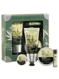The Body Shop Hemp Perfect Perfection