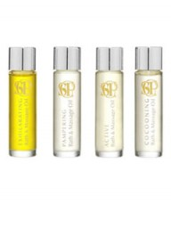 SPC bath and massage oil collection