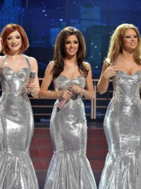 Girls Aloud, Celebrity News, Christmas show, Marie Claire