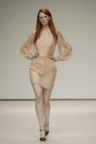 Peter Jensen, The Neutrals Trend, Spring/Summer 09, fashion photos, Marie Claire