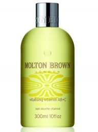 Molton Brown vitalising vitamin AB+C bath &amp; shower