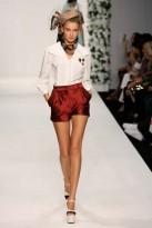 PPQ, The Shorts Trend - Smart, Spring/Summer 09, fashion photos, Marie Claire