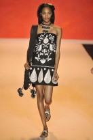Anna Sui, The Tribal Trend, Spring/Summer 09, fashion photos, Marie Claire