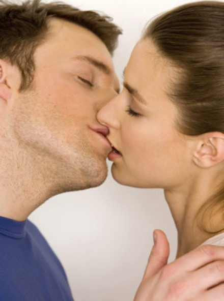 Marie Claire news: Kissing