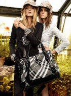 Burberry Spring Summer 2009 capaign, Fashion news, Marie Claire