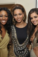 Alexandra Burke, Beyonce and Cheryl Cole, X Factor, Celebrity Photos, Marie Claire