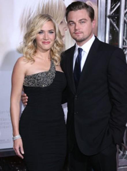 Will Kate Winslet FINALLY Start Dating Leonardo DiCaprio Now That Her ...
