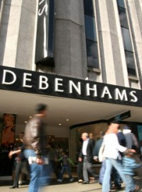 Debenhams, news, Marie Claire