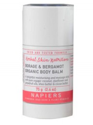 Borage & Bergamot Body Balm, beauty, Marie Claire