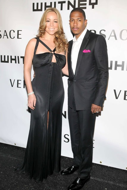 Mariah Carey and Nick Cannon, Celebrity Weddings, Celebrity photos, Marie Claire