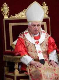 The Pope, News, Marie Claire