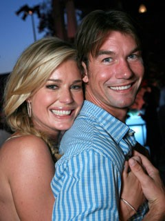 Rebecca Romijn and Jerry O&#039;Connell