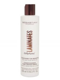 Sebastian Laminates Cellophanes Brunette Shampoo and Conditioner