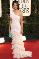 Sandra Bullock, Celebrity photos, Golden Globes Awards 2009, Marie Claire