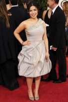 America Ferrera, Celebrity photos, Golden Globes Awards 2009, Marie Claire
