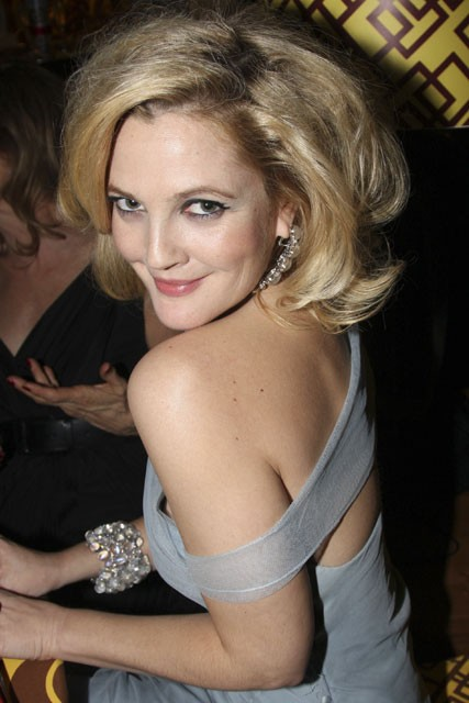 Drew-Barrymore-Golden-Globes-Party-Gallery-Celebrity-Photos-Marie-Claire