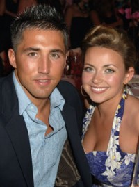 Gavin Henson and Charlotte Church, celebrity news, Marie Claire