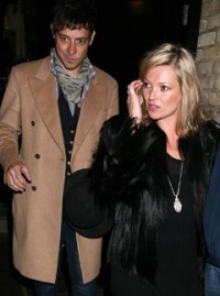 Kate Moss and Jamie Hince, celebrity news, Marie Claire