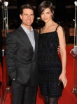 Tom Cruise and Katie Holmes, Valkyrie premiere, celebrity news, Marie Claire
