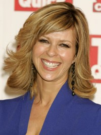 Kate Garraway, celebrity news, Marie Claire