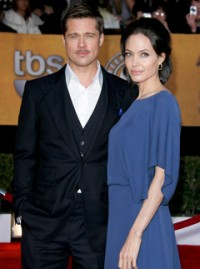 Brad Pitt and Angelina, celebrity news, Marie Claire