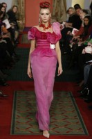 Christian Lacriox, Couture Fashion Week, Spring Summer 2009, Fashion