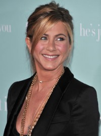 Jennifer Aniston, He's Just Not That Into You film premiere, Celebrity Photos, Marie Claire