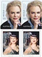 Nicole Kidman for Australian Legends Stamps, celebrity news, Marie Claire