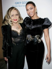 Etta James and Beyonce Knowles , celebrity news, Marie Claire