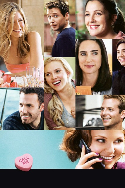 The cast of He&#039;s Just Not That into You