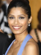 Frieda Pinto at the 2009 SAG Awards