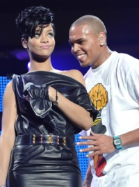 Marie Claire celebrity news: Rihanna and Chris Brown