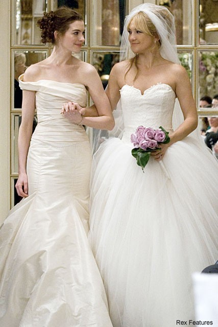 Bride Wars, Best film wedding dresses, movie, celebrity photos, gallery, Marie Claire