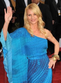 Nicollette Sheridan, Desperate Housewives, celebrity news, Marie Claire