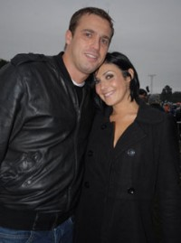 Kym Marsh and Jamie Lomas, celebrity news, Marie Claire