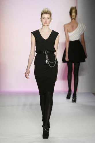 Abaete A/W 2009, New York Fashion Week